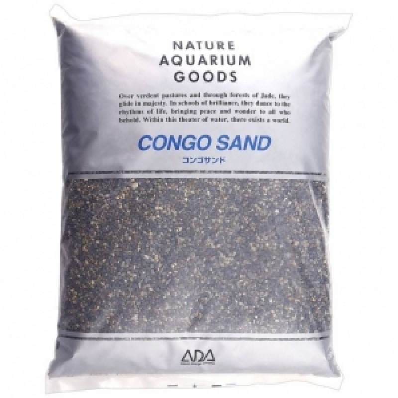 ADA Congo Sand SS, пакет 2 кг