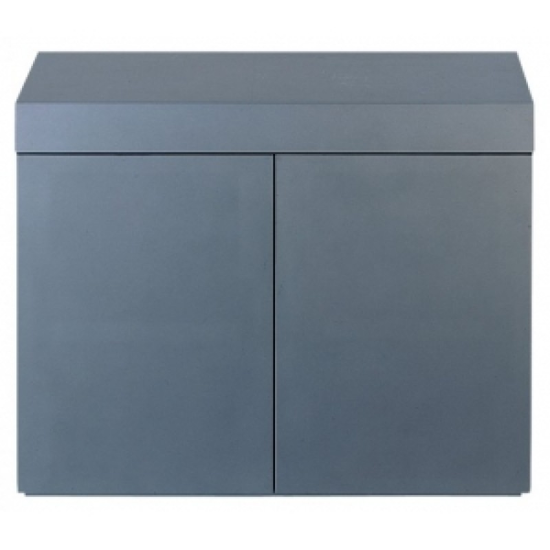 ADA Wood Cabinet 45 Metallic Silver