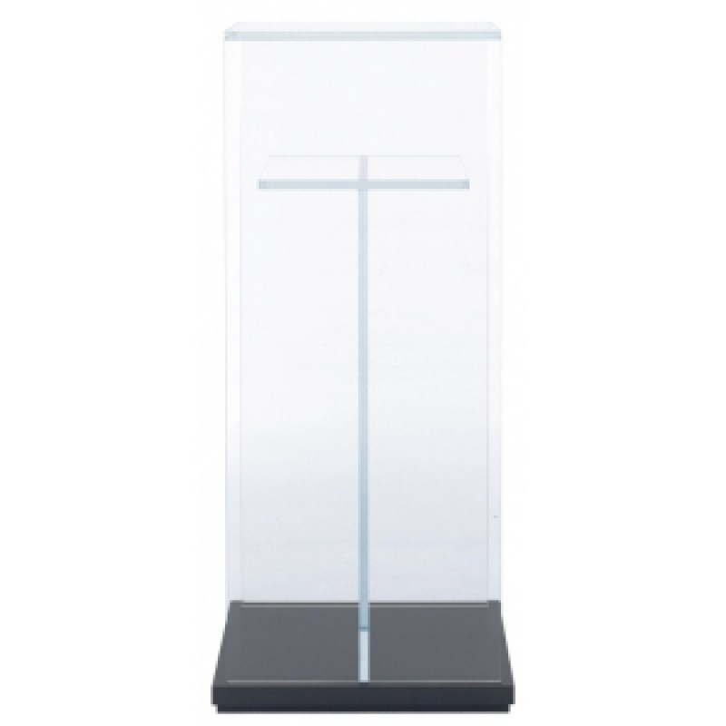 ADA Cube Cabinet Clear for W30xD30