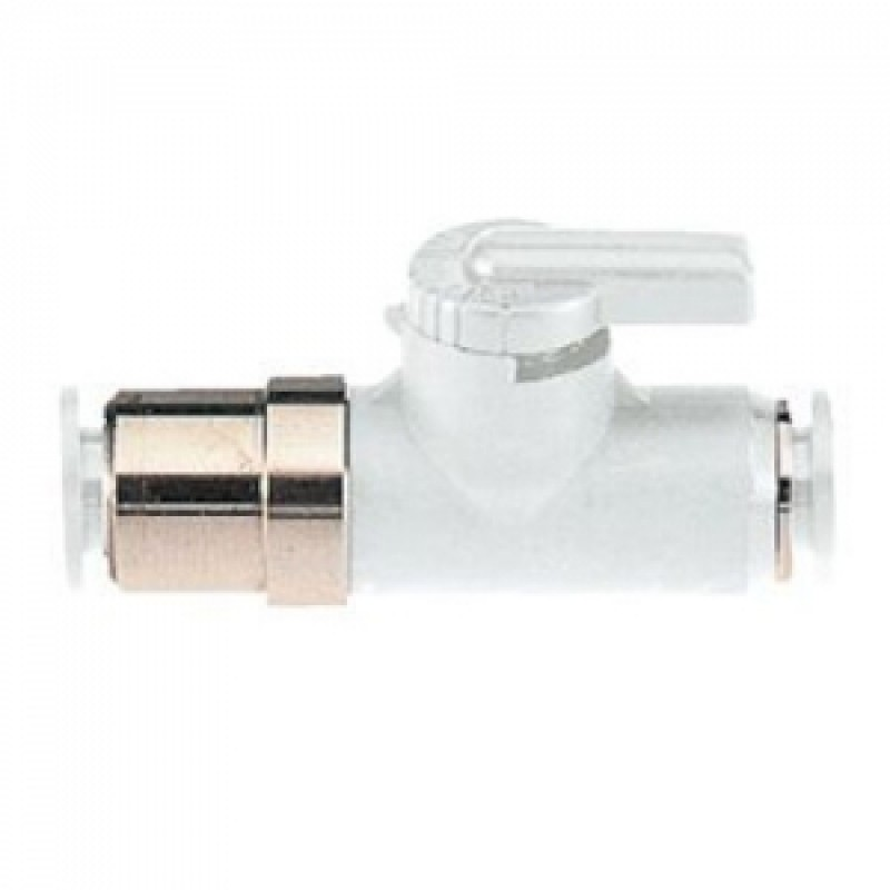 ADA SF V Std. Ball Valve White
