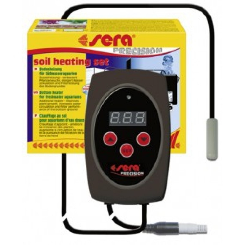 sera soil heating set