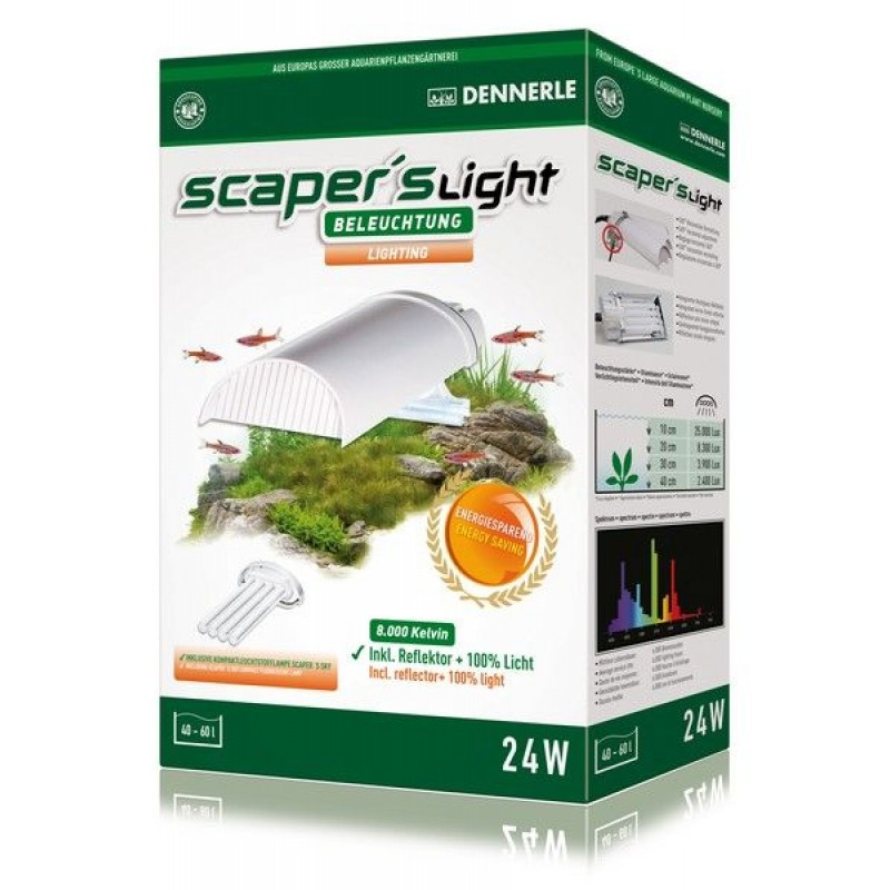 Dennerle Scapers Light HolderSet Запасное крепление для светильника Scapers Light 24 Вт