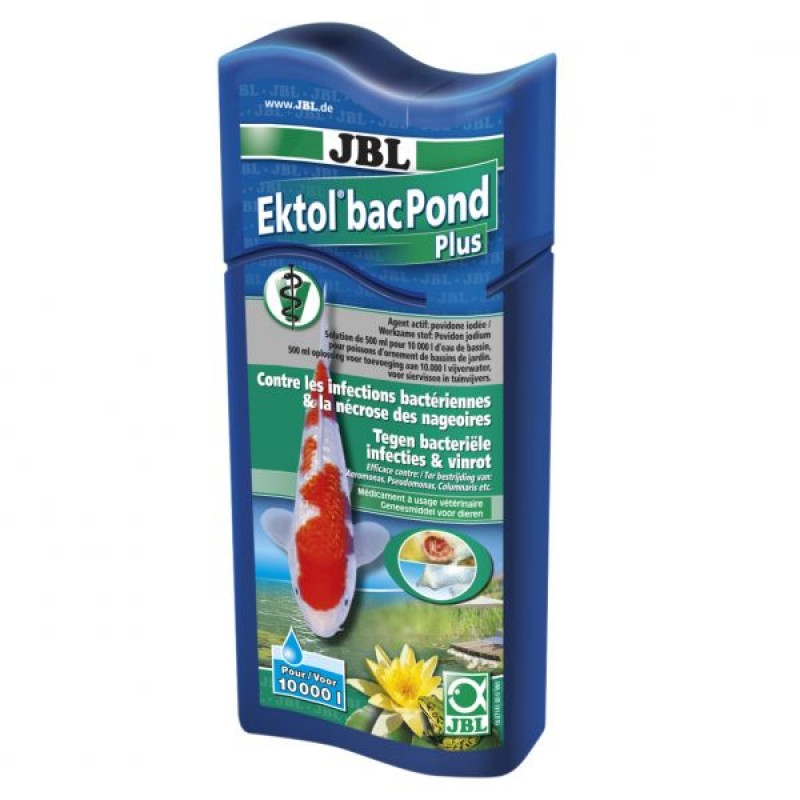 JBL Ektol bac Pond Plus500ml