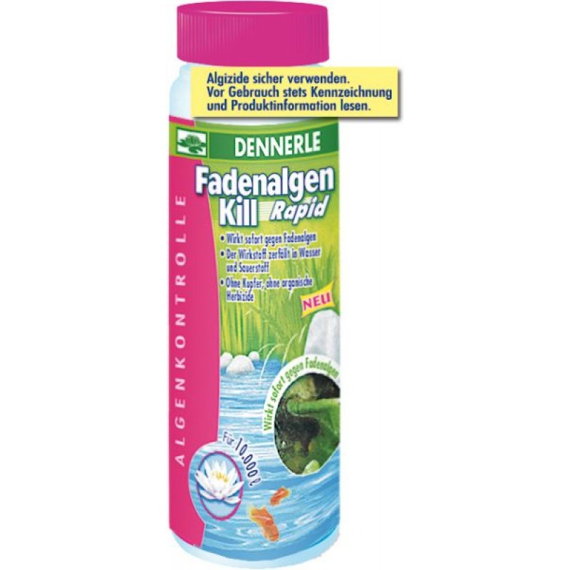 Dennerle Thread Algae Kill Rapid 1000g