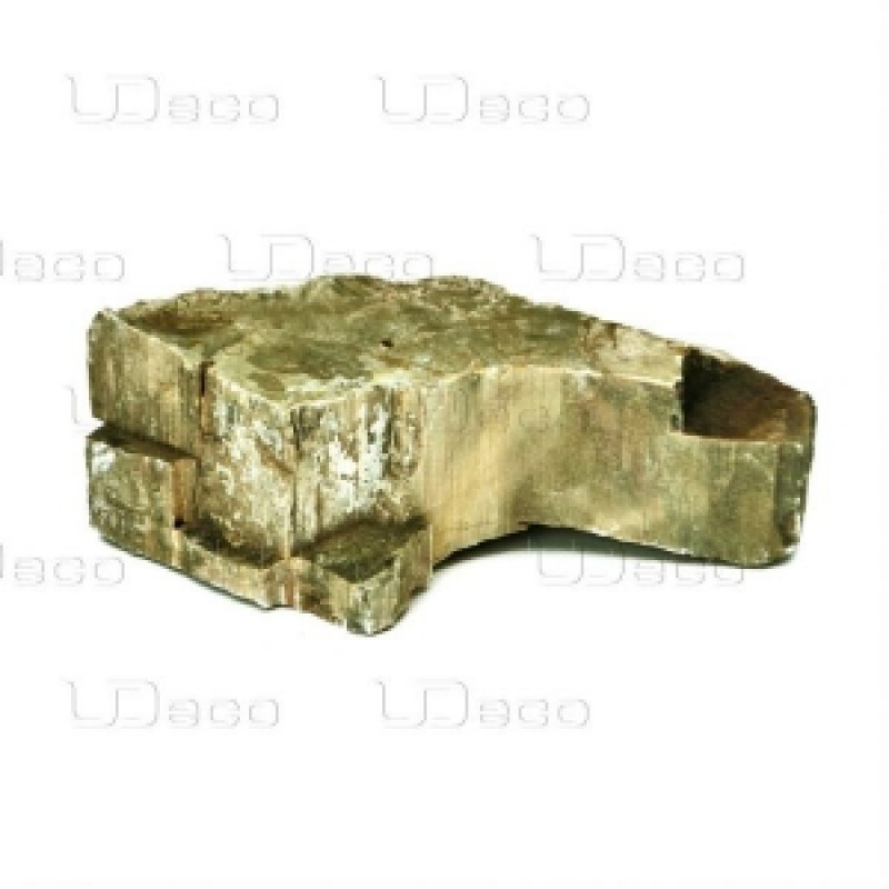 Камень UDeco Fossilized Wood Stone L 15-25см 1шт