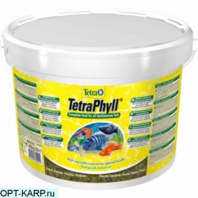 TETRA Phyll 10L 2050g ведро